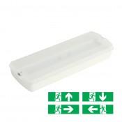 Φωτιστικά Εφεδρικού Φωτισμού LED